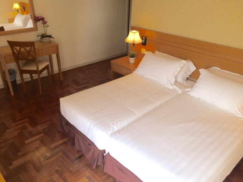 Guest Room Gold Coast Malacca